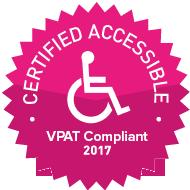VPAT Compliant