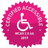 WCAG 2.0 AA